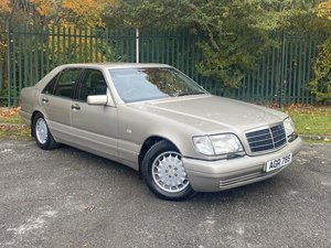 Picture of 1997 MERCEDES-BENZ W140 S500 - 1 FORMER KEEPER - VALUE SOLD