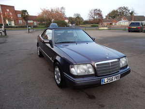 Picture of 1993 Mercedes Sportline E320 Cabriolet