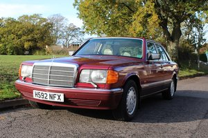 Picture of Mercedes 420 SE 1990 - To be auctioned 29-01-2021 For Sale by Auction