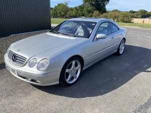 Mercedes cl 600 v12  incredible condition