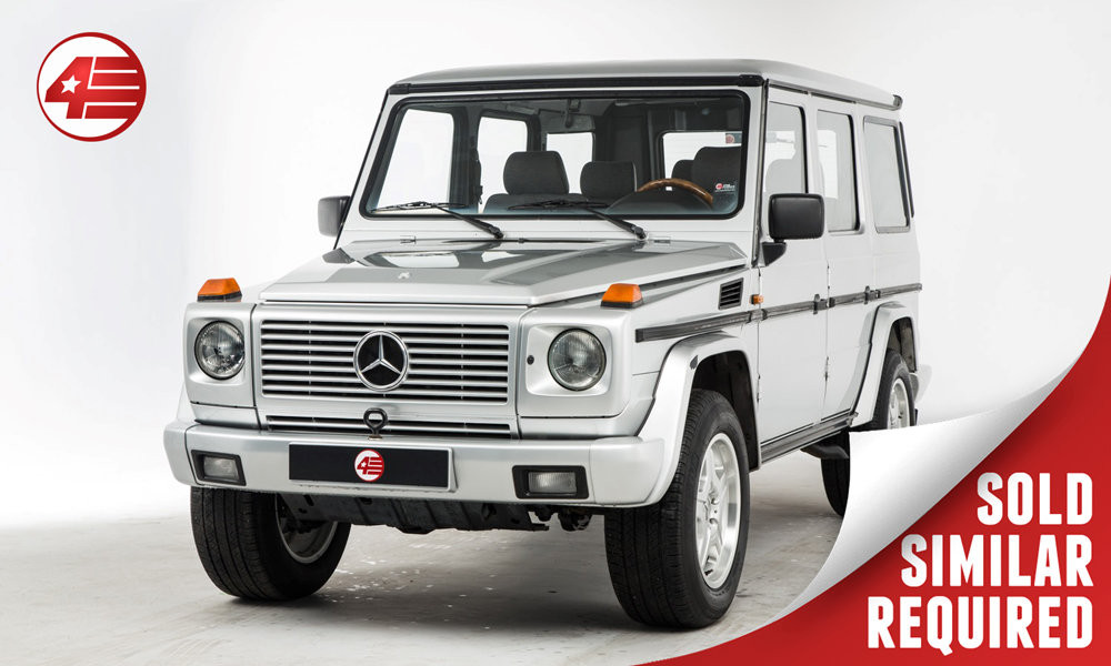 1993 Mercedes G300 G-Wagen /// Rust-Free /// 92k Miles SOLD (picture 1 of 3)