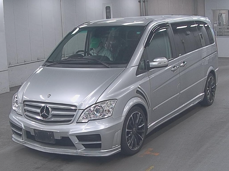 2005 MERCEDES-BENZ VIANO V320 3.2 BRABUS STYLE BODYKIT * LOW MILE For Sale (picture 1 of 6)