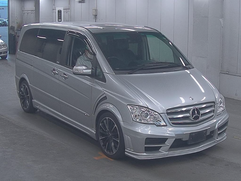 2005 MERCEDES-BENZ VIANO V320 3.2 BRABUS STYLE BODYKIT * LOW MILE For Sale (picture 2 of 6)
