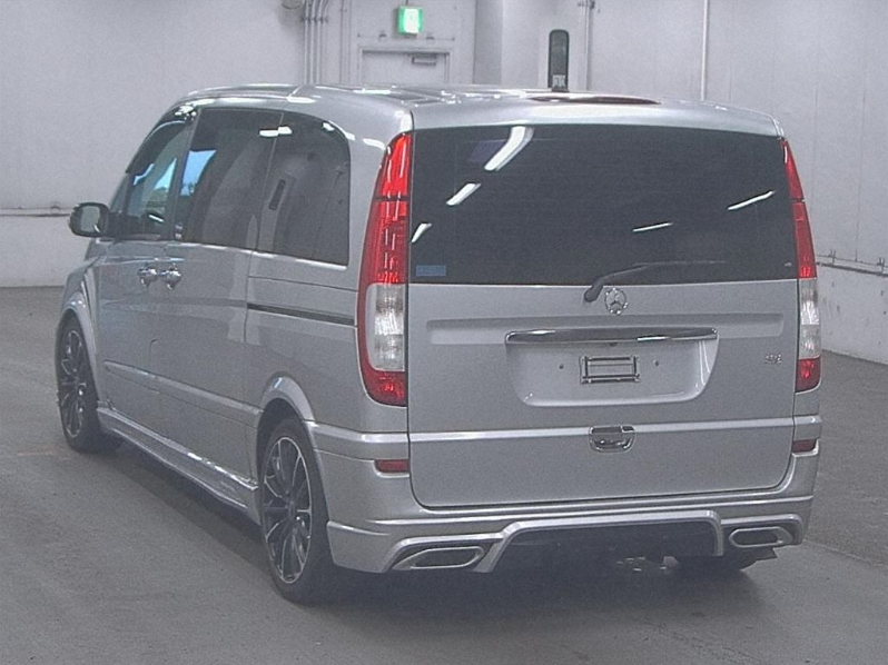 2005 MERCEDES-BENZ VIANO V320 3.2 BRABUS STYLE BODYKIT * LOW MILE For Sale (picture 3 of 6)