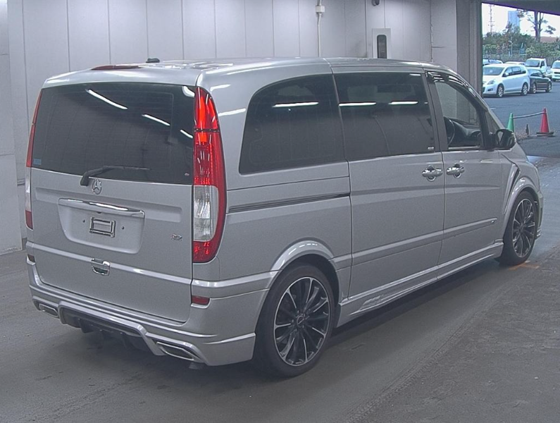 2005 MERCEDES-BENZ VIANO V320 3.2 BRABUS STYLE BODYKIT * LOW MILE For Sale (picture 4 of 6)