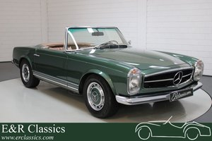 Picture of Mercedes-Benz 230SL cabriolet 1967