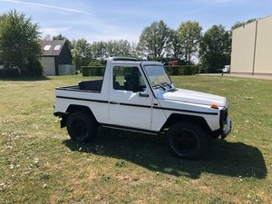 Picture of 1985 Mercedes-Benz G240 Convertible