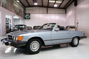 Picture of 1980 Mercedes-Benz 450SL Roadster SOLD