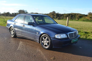 Picture of 2000 MERCEDES C280SE SALOON For Sale