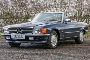 1987 Mercedes-Benz 300SL (R107) just 14,000 miles #2242