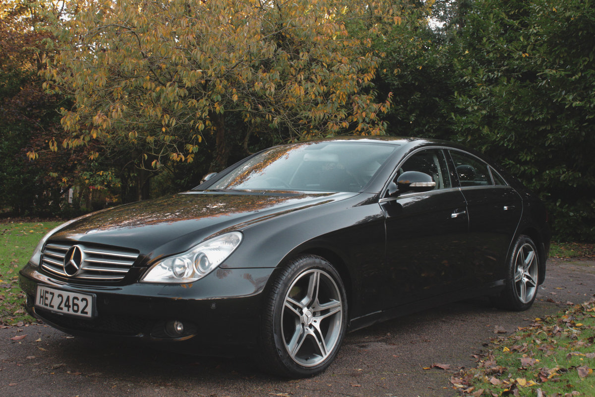 2006 Mercedes CLS 320 CDI Auto For Sale (picture 1 of 6)