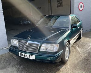 Picture of 1994 MERCEDES-BENZ E320 COUPÉ For Sale