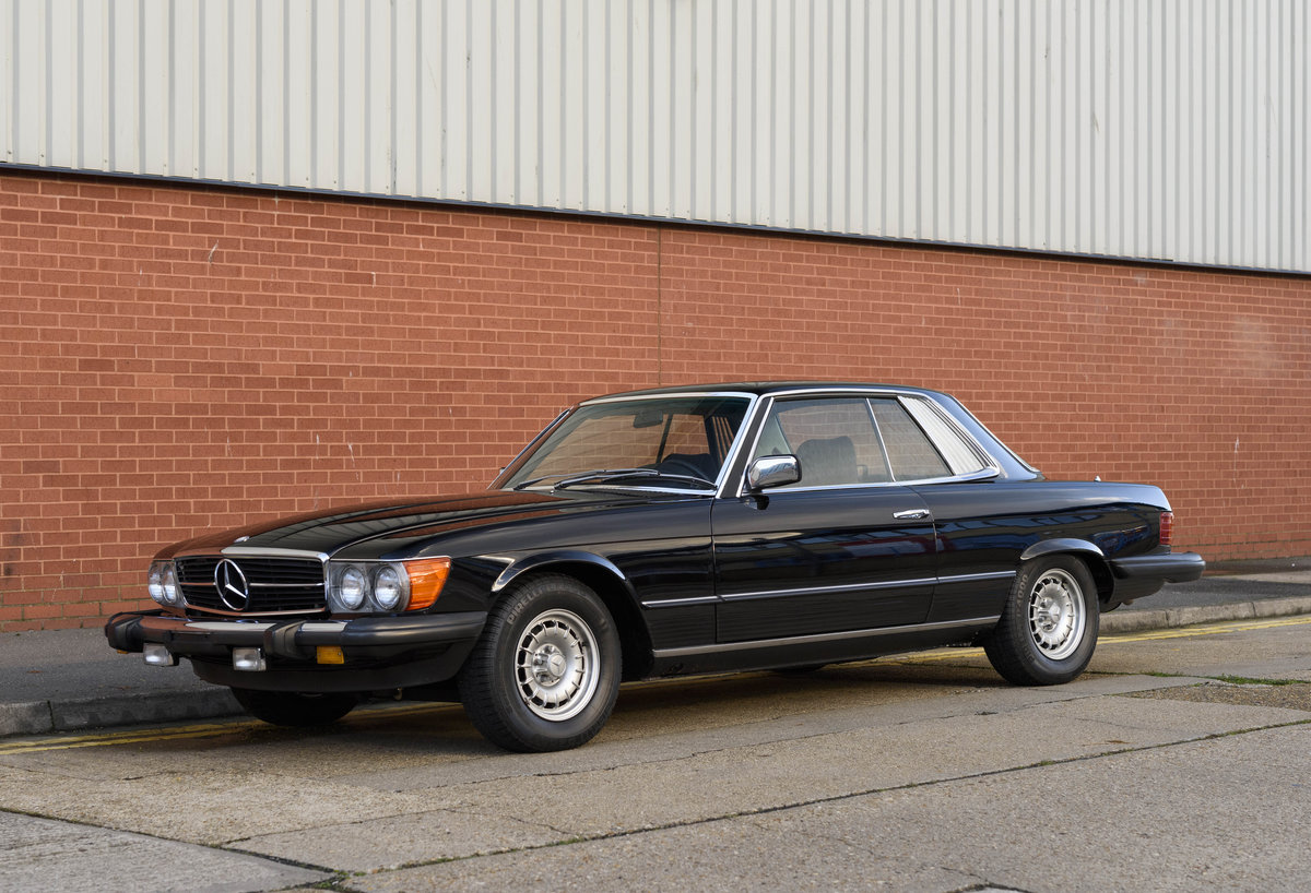 1981 Mercedes Benz 380 SLC (LHD) For Sale (picture 1 of 24)