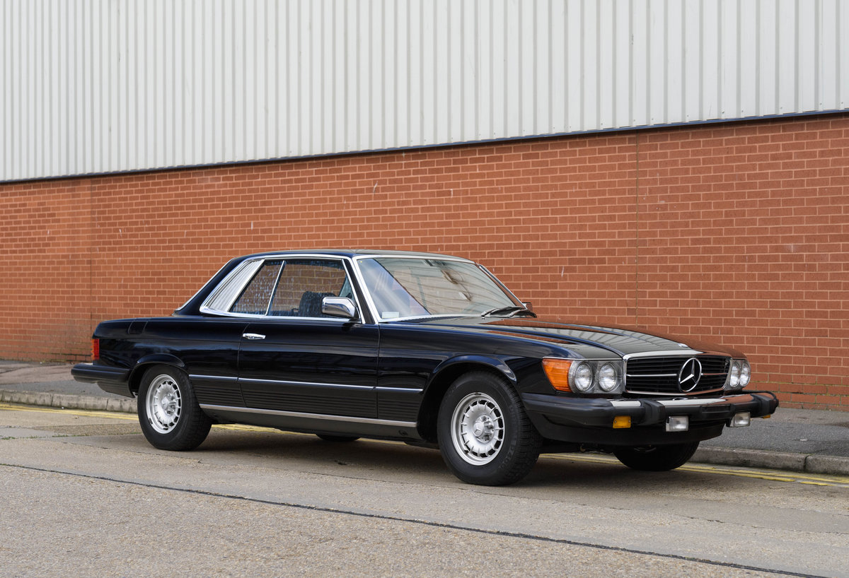 1981 Mercedes Benz 380 SLC (LHD) For Sale (picture 2 of 24)