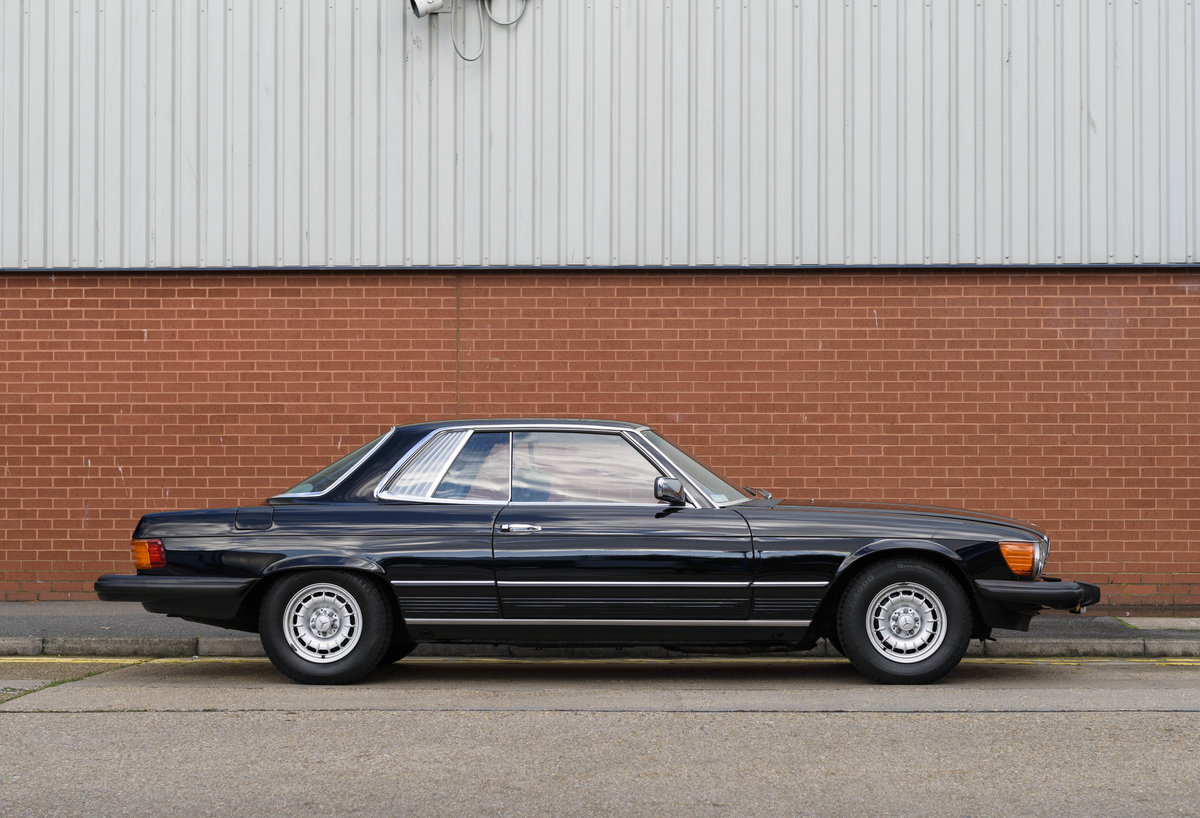 1981 Mercedes Benz 380 SLC (LHD) For Sale (picture 3 of 24)