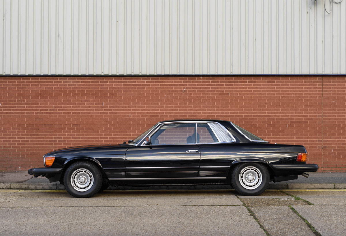 1981 Mercedes Benz 380 SLC (LHD) For Sale (picture 4 of 24)
