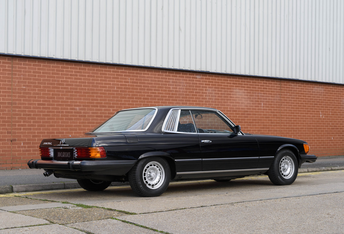 1981 Mercedes Benz 380 SLC (LHD) For Sale (picture 5 of 24)