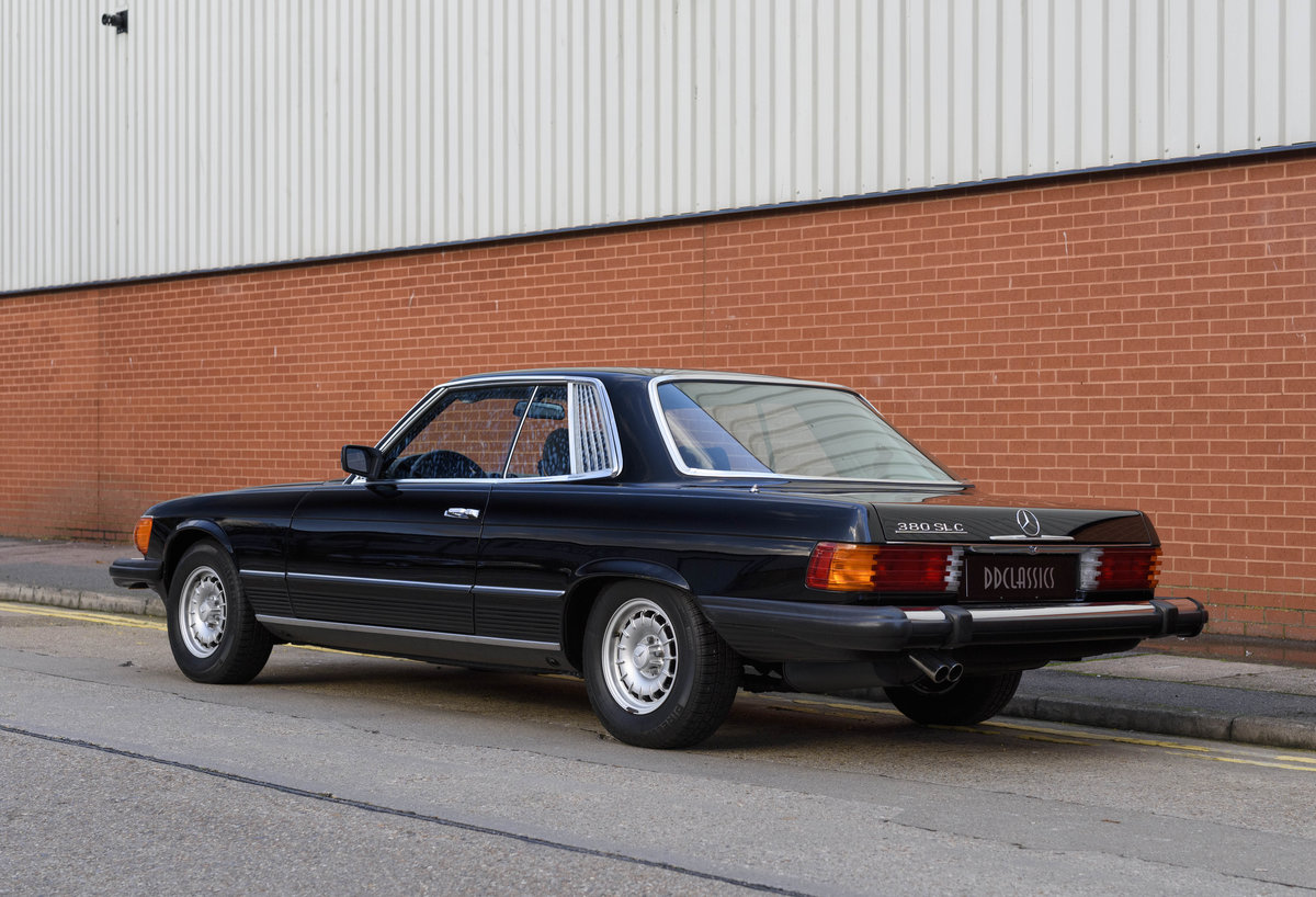 1981 Mercedes Benz 380 SLC (LHD) For Sale (picture 6 of 24)