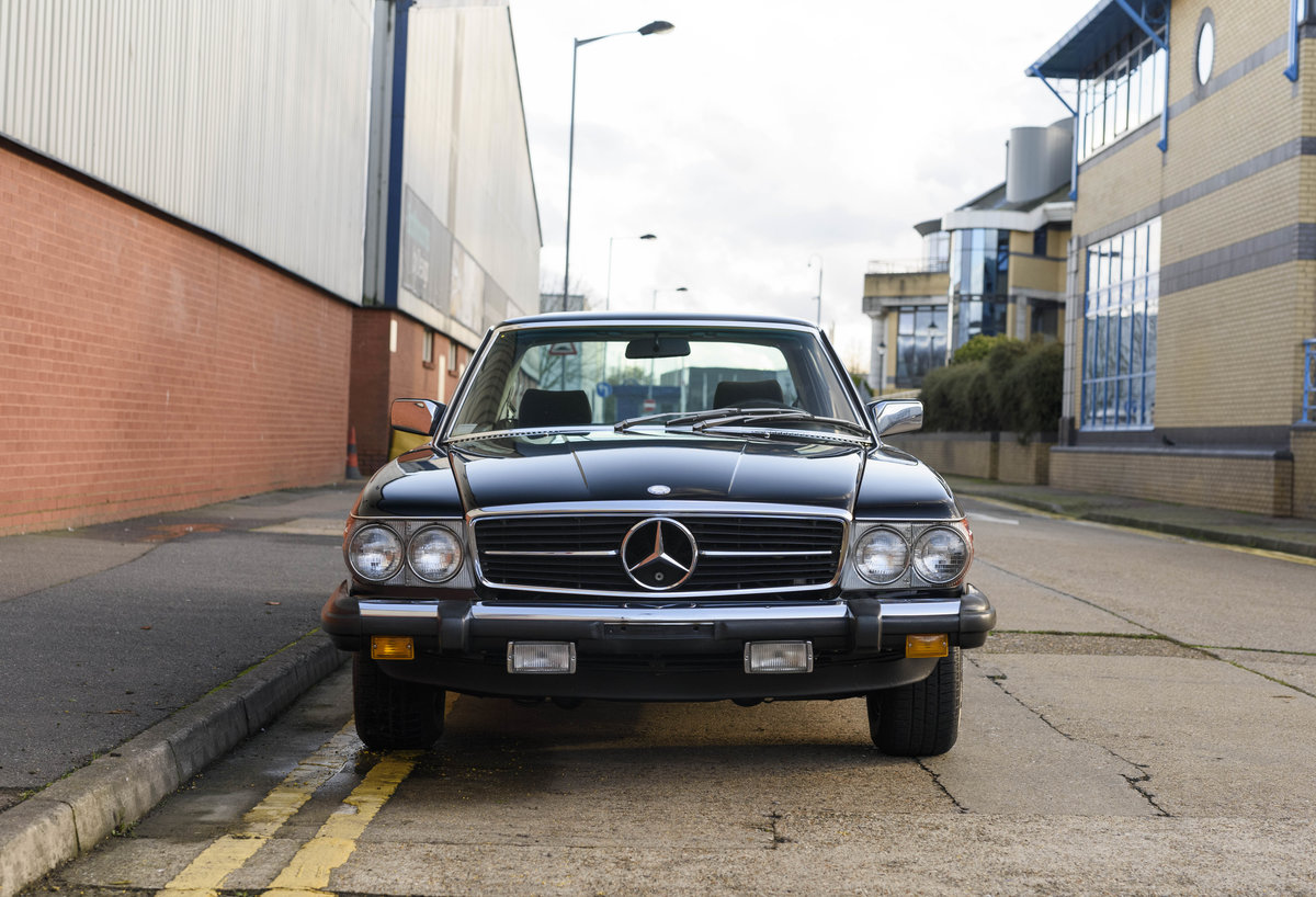 1981 Mercedes Benz 380 SLC (LHD) For Sale (picture 7 of 24)