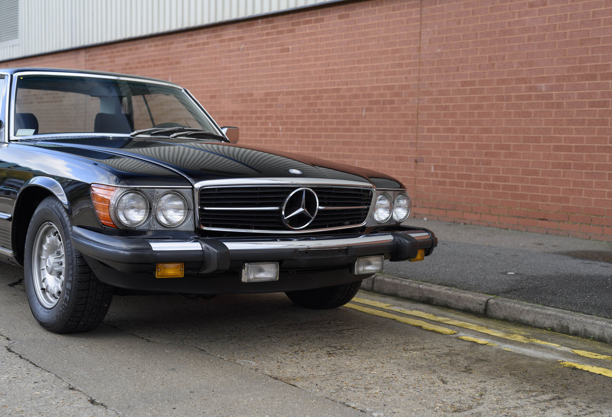 1981 Mercedes Benz 380 SLC (LHD) For Sale (picture 9 of 24)