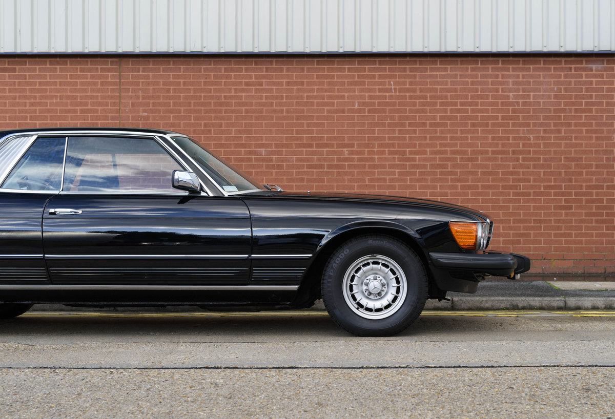 1981 Mercedes Benz 380 SLC (LHD) For Sale (picture 10 of 24)