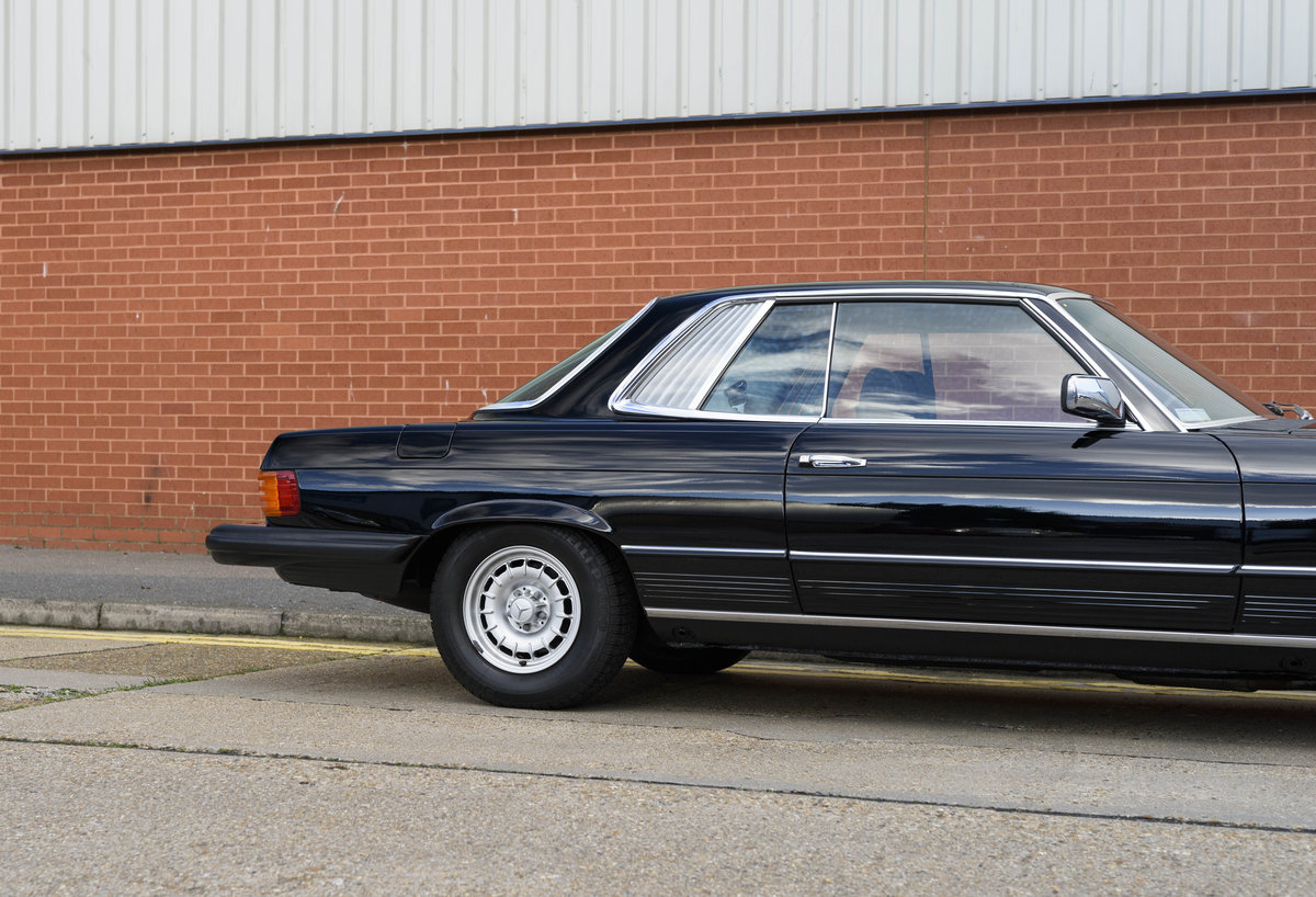 1981 Mercedes Benz 380 SLC (LHD) For Sale (picture 11 of 24)