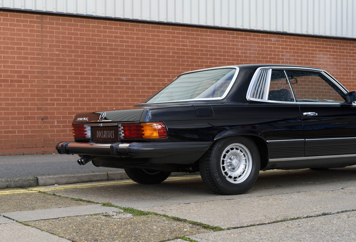 1981 Mercedes Benz 380 SLC (LHD) For Sale (picture 12 of 24)