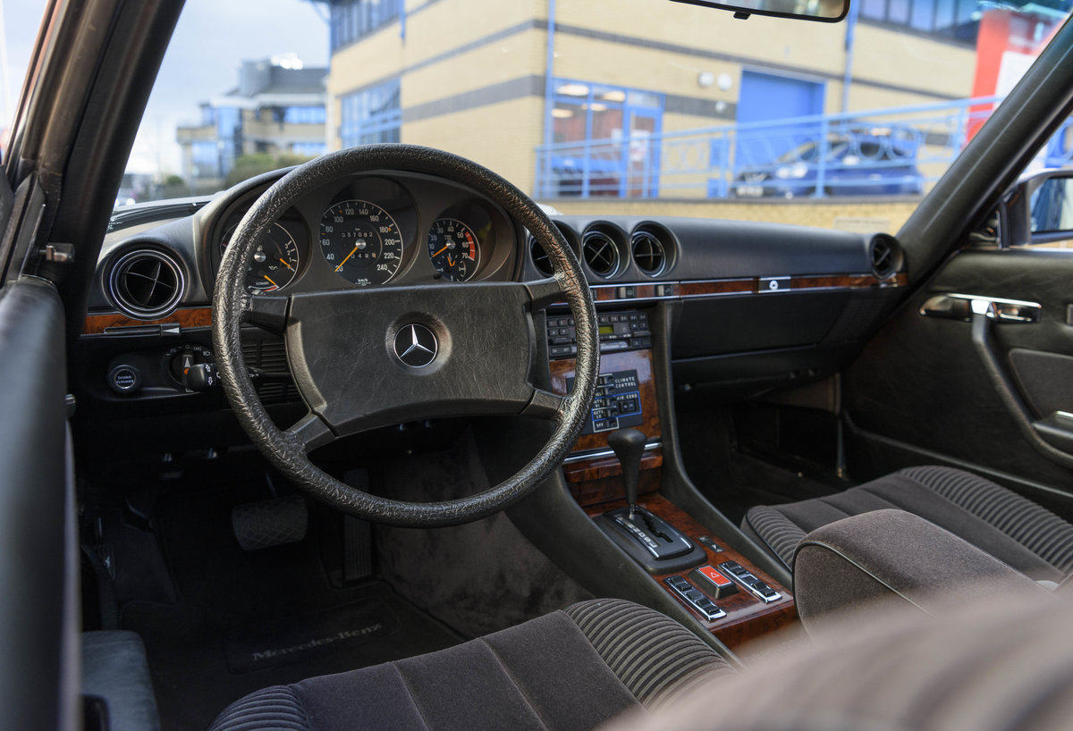 1981 Mercedes Benz 380 SLC (LHD) For Sale (picture 14 of 24)