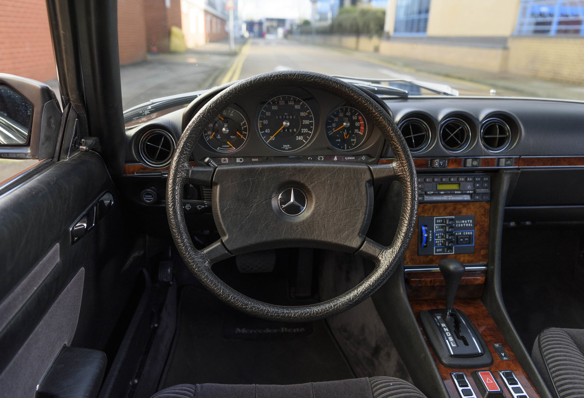 1981 Mercedes Benz 380 SLC (LHD) For Sale (picture 15 of 24)