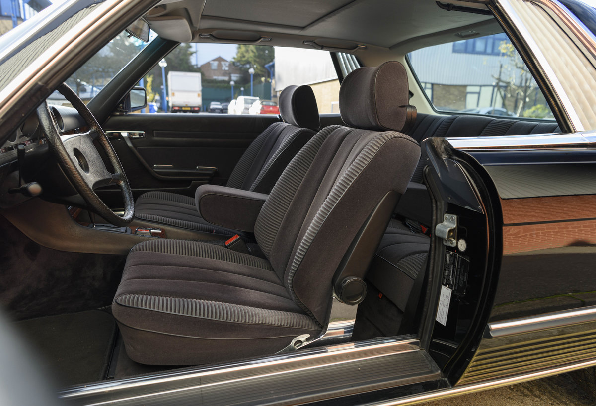 1981 Mercedes Benz 380 SLC (LHD) For Sale (picture 18 of 24)