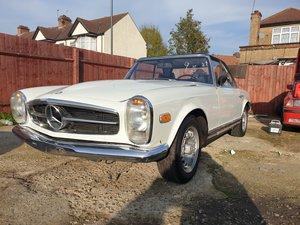 Picture of 1963 Mercedes 230sl pagoda lhd w113