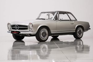Picture of 1967 Mercedes 250 SL Pagoda 5 Speed Manual ZF