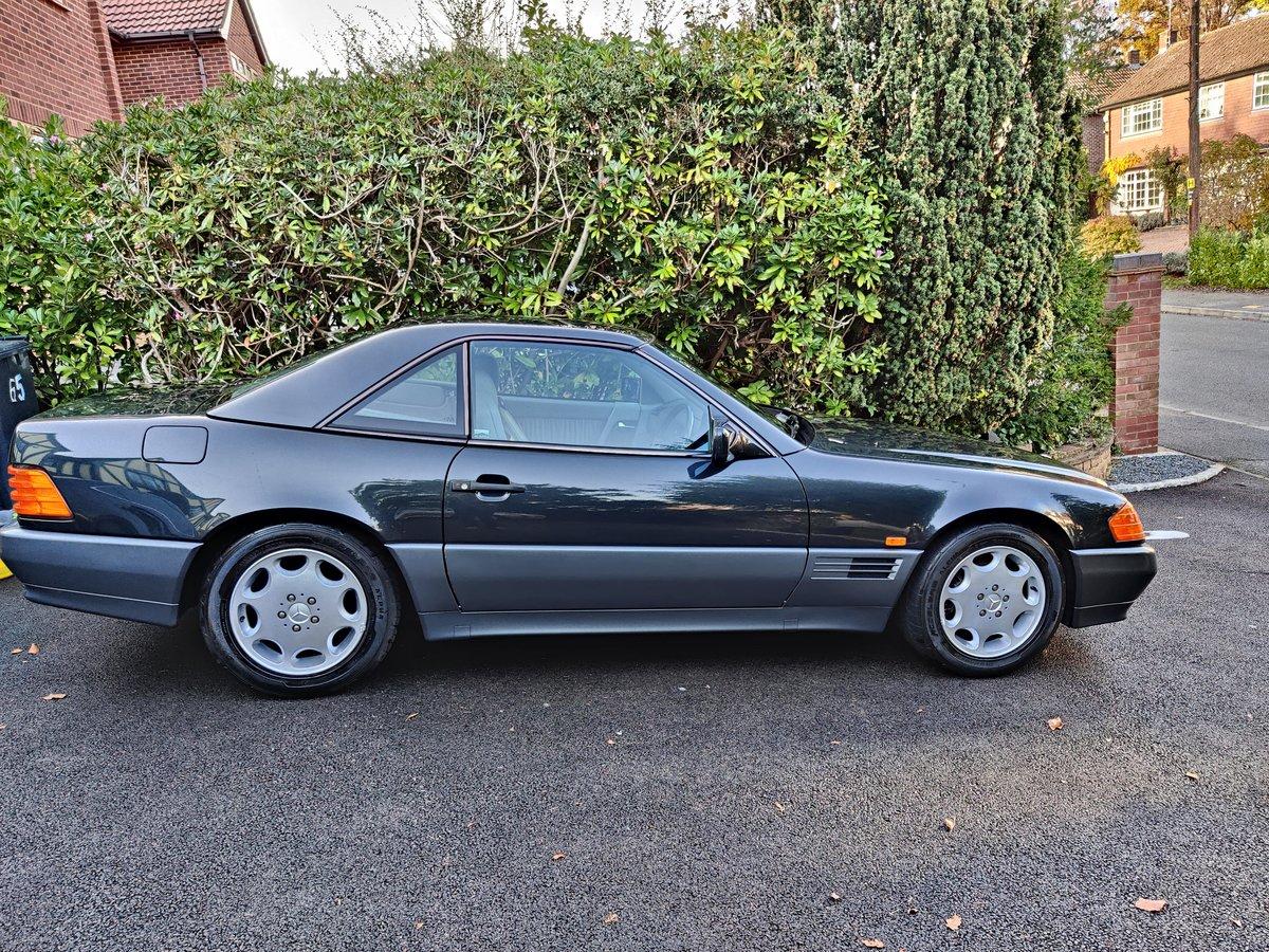Mercedes R129 280SL SL280 Low Mileage