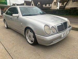 Mercedes benz merc e55 amg v8 350bhp 5.5