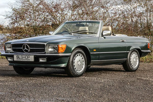 Picture of 1987 Mercedes-Benz 300SL (R107) with Heated Leather #2244 For Sale
