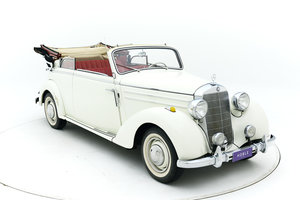 Picture of 1950 Mercedes-Benz 170 S Cabriolet B For Sale by Auction