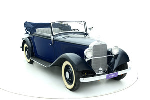 Picture of 1935 Mercedes-Benz 200 Cabriolet C For Sale by Auction