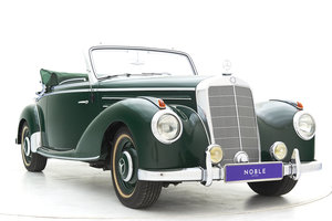 Picture of 1951 Mercedes-Benz 220 Cabriolet A For Sale by Auction