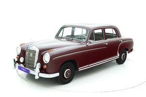 Picture of 1959 Mercedes-Benz 220 S 'Ponton' For Sale by Auction