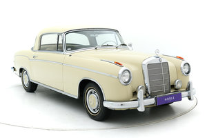 Picture of 1958 Mercedes Benz 220 SE Coupe 'Ponton' For Sale by Auction