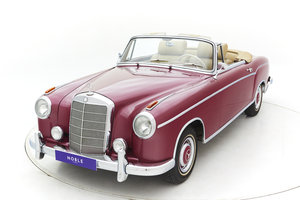 """Picture of 1957 Mercedes-Benz 220 S Cabriolet """"Ponton"""" For Sale by Auction"""