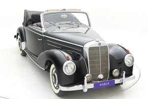 Picture of 1953 Mercedes-Benz 220 Cabriolet A For Sale by Auction