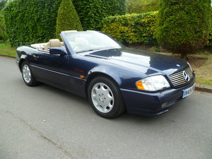 Picture of 1995 MERCEDES-BENZ SL 320 (R129)  39,000 MILES ONLY For Sale