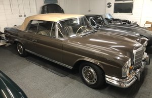 Picture of 1967 Mercedes W111 250SE Cabriolet For Sale