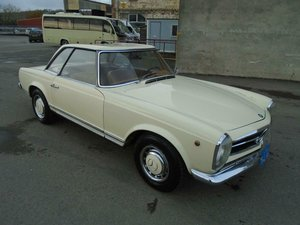 Picture of 1966 MERCEDES SL 230 PAGODA W113 LHD SOLD