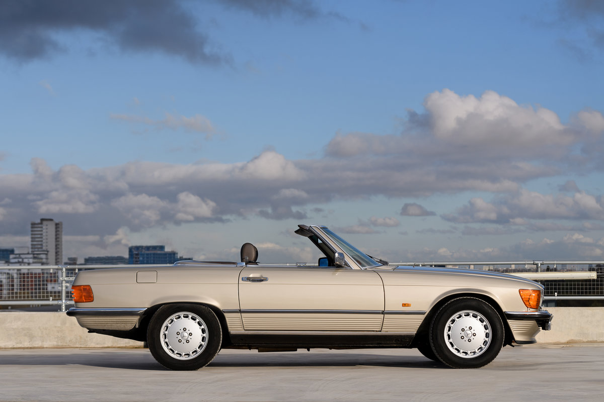 1987 Mercedes-Benz 420 SL For Sale (picture 3 of 15)