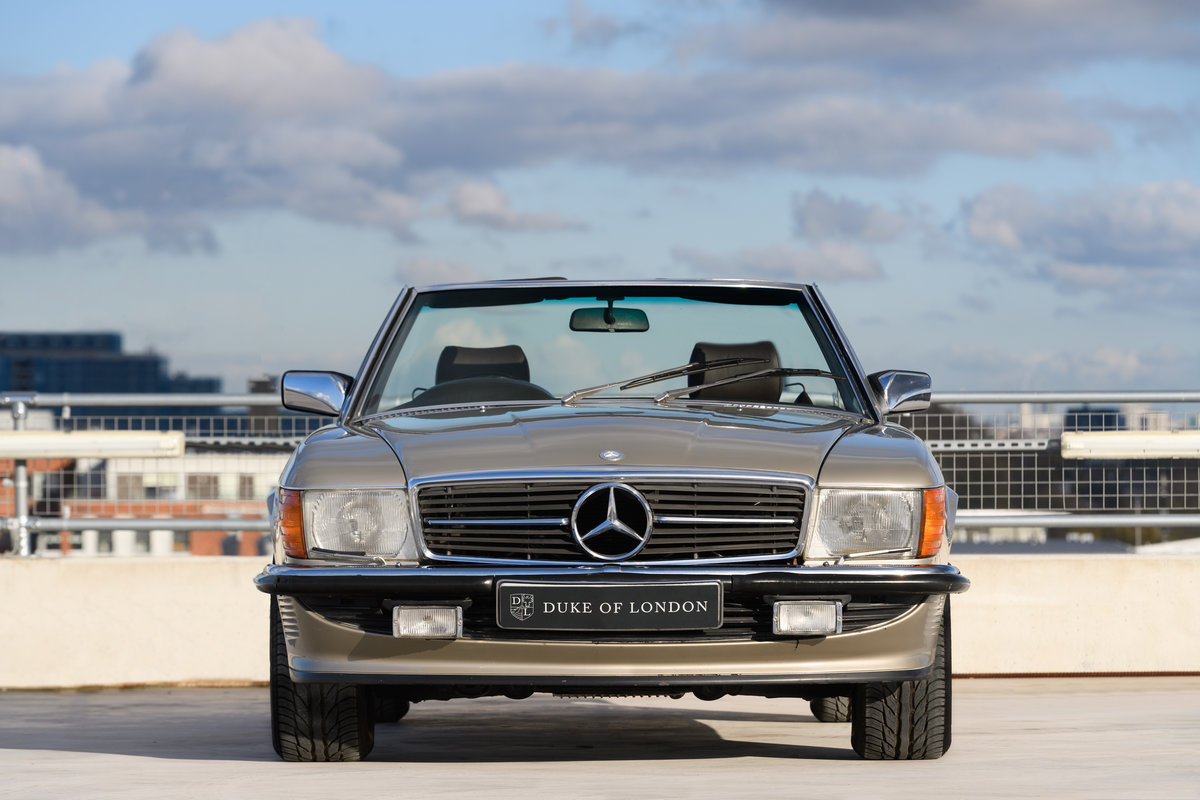 1987 Mercedes-Benz 420 SL For Sale (picture 5 of 15)
