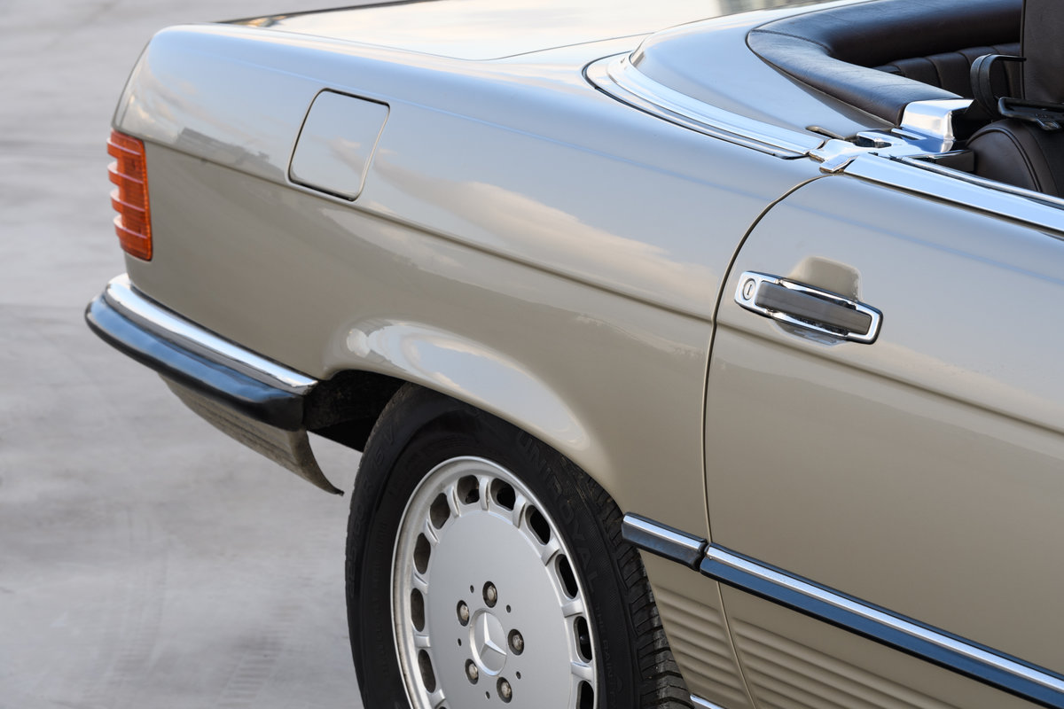 1987 Mercedes-Benz 420 SL For Sale (picture 7 of 15)
