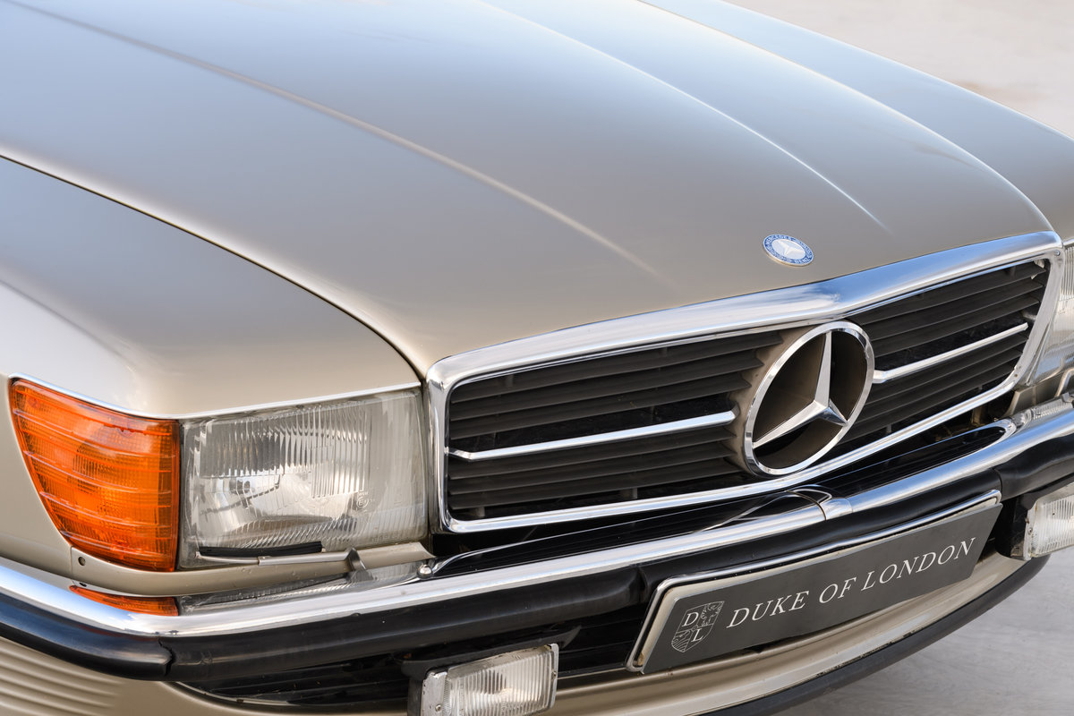 1987 Mercedes-Benz 420 SL For Sale (picture 8 of 15)