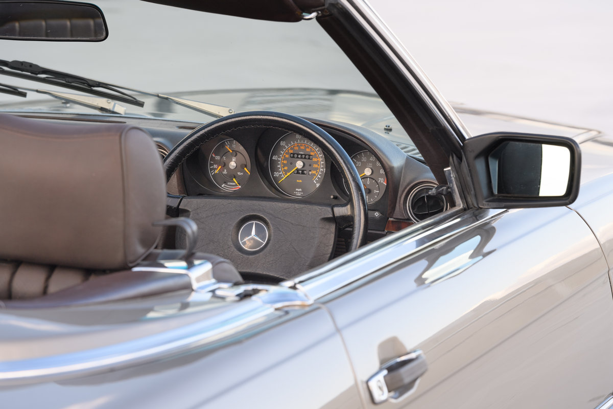 1987 Mercedes-Benz 420 SL For Sale (picture 10 of 15)